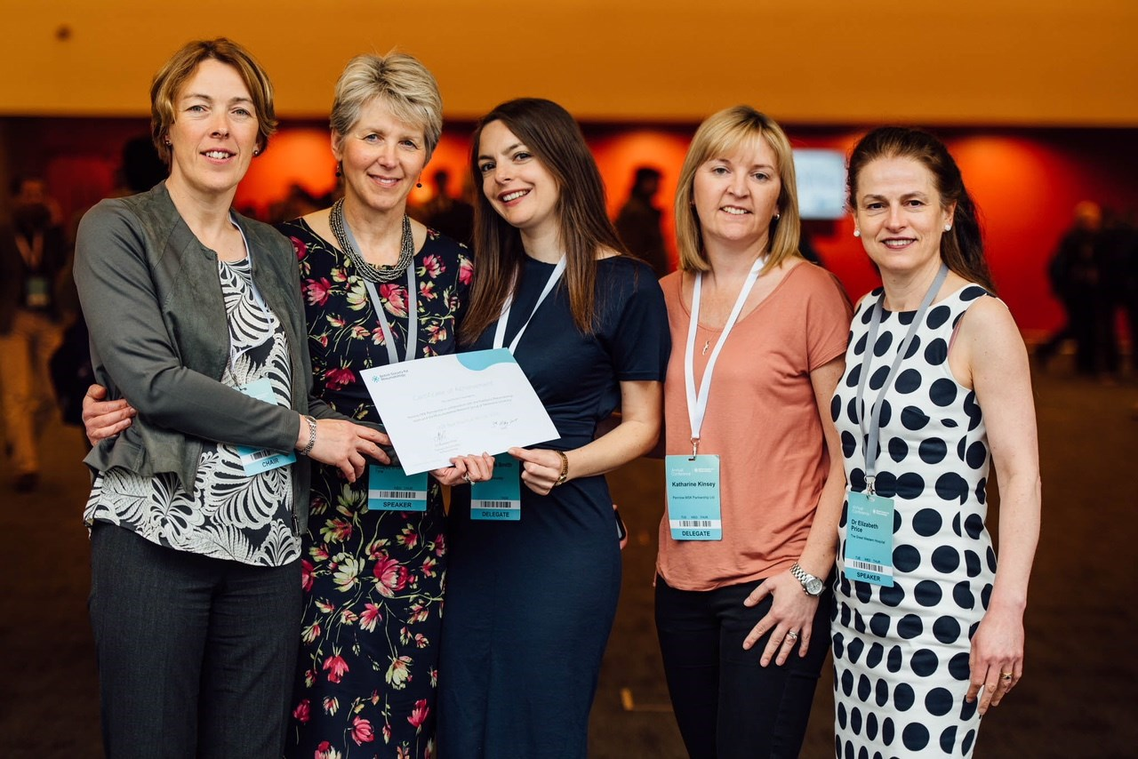 Members of the RIghtPath British Society Rheumatology Best Practice Award  2018